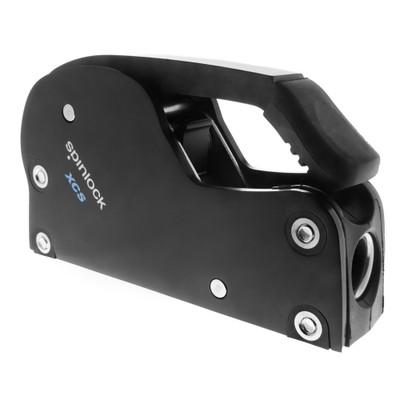 Spinlock XCS Clutch, 6-10mm Line, Black - Single