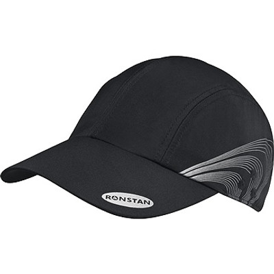Ronstan Technical Cap, Breathable, Quick Dry, Black