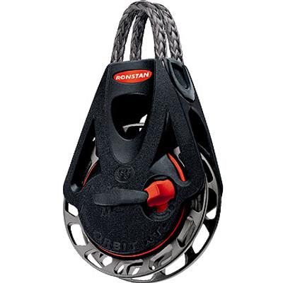 Ronstan Series 55 Ratchet Orbit Block™, Single, Link Head