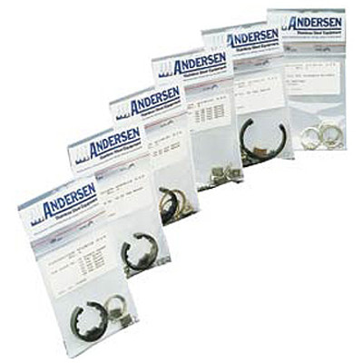 Andersen Winch Service Kits 1 to 19 (RA710001-RA710019)