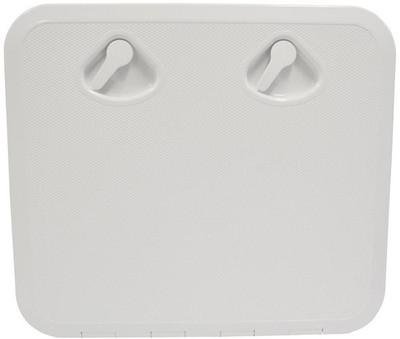RWB Deluxe Storage Hatch 510x460 White/Grey