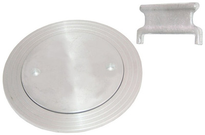 RWB Deck Plate Aluminium Alloy 100mm/150mm