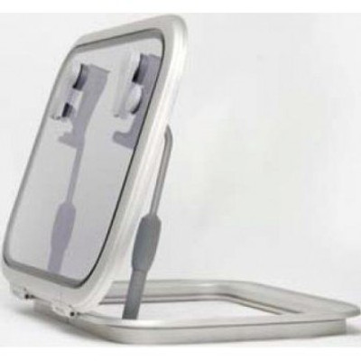 RWB Cule  Silver Anodised Aluminium Deck Hatches