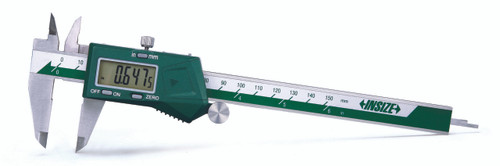 "12"" Digital Calipers - Waterproof Model"
