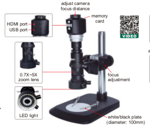 INSIZE Digital Measuring Microscope - ISM-DM40