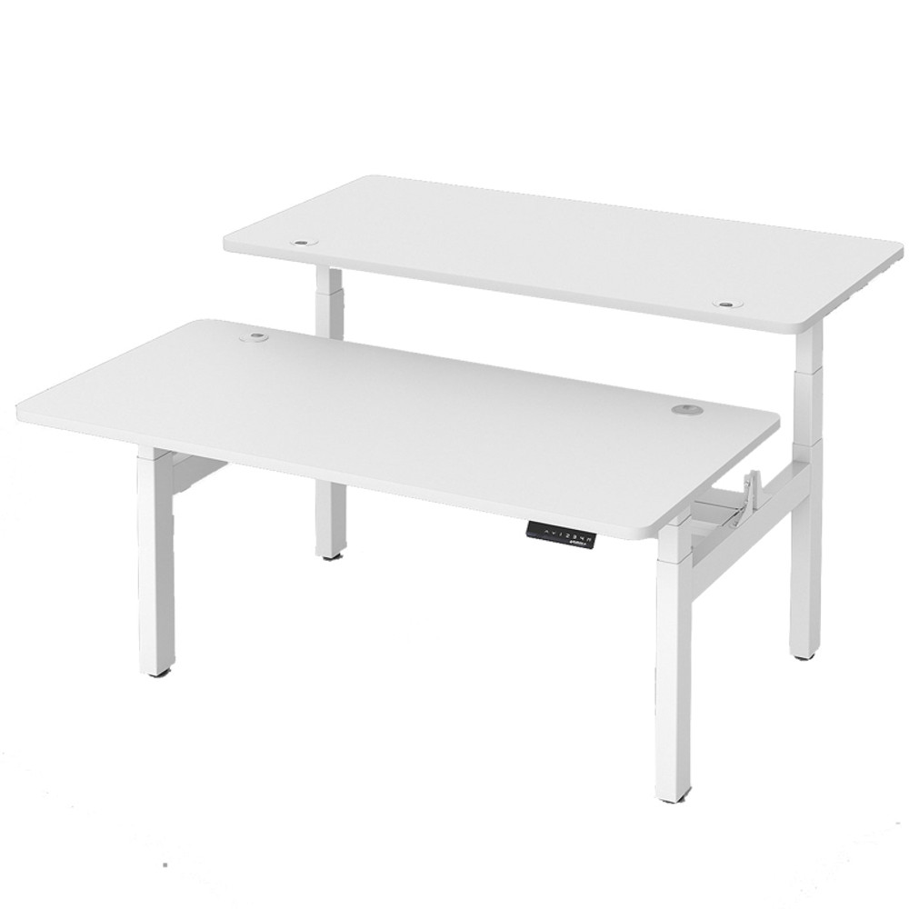 Eureka Standing Desk E60 - Workstations - Electric Height-Adjustable - 30-Day Risk Free Guarantee Plus FREE Shipping