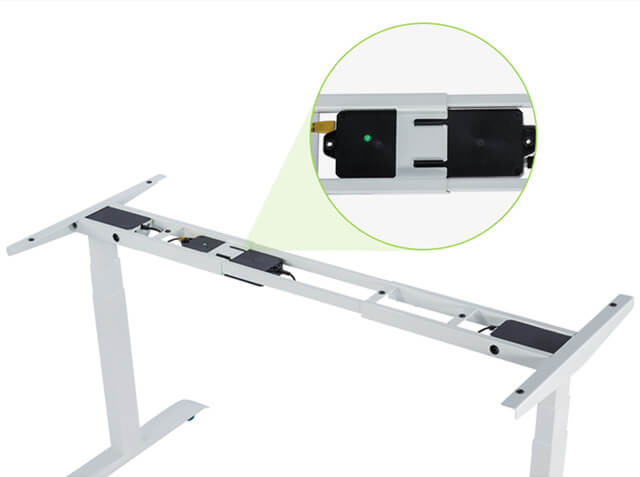 Eureka Ergonomic® Standing Desk E60- Electric Height-Adjustable - 30-Day Risk Free Guarantee Plus FREE Shipping
