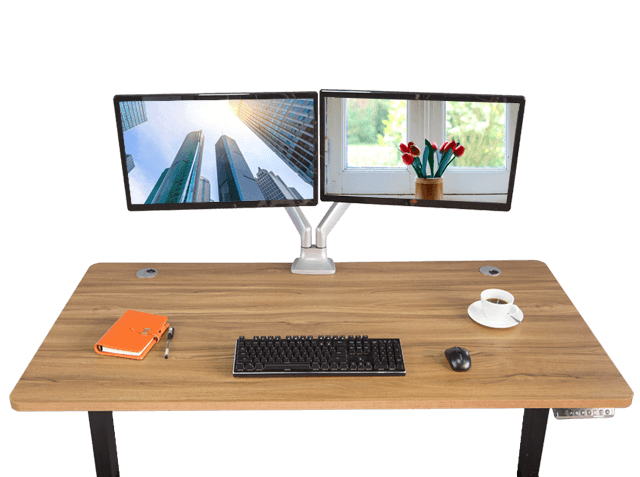 Eureka Ergonomic® Standing Desk - Black - 30 Day Risk Free Guarantee Plus FREE Shipping