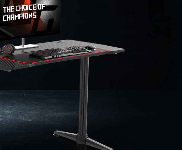 Eureka i1 Gaming Desk - Gaming Style Office Desk