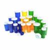 Amber Pharmacy Vials, Child Resistant Caps, 8 dram (30cc), case/410