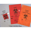 Red Autoclavable Biohazard Bags, Super Duty, 50-State Compliant, case/100
