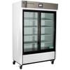 TempLog Premier Laboratory Double Slide Glass Door Refrigerator 47 Cu. Ft.
