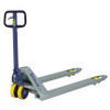 Deluxe Lowboy Model Truck With Rubber Coated Handle And Adjustable Fork Tie Rods