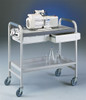 Labconco 8007000 Lab Cart, Utility Cart, Steel for Laboratory Equipment