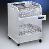 Labconco 8027000 Lab Cart, Glassware and Rack Cart - ScrubberMate