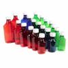Oval Pharmacy Bottle, Green, Graduated, Child-Resistant, 2oz, case/200