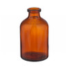50mL Amber Serum Bottle, Borosilicate Glass, case/288