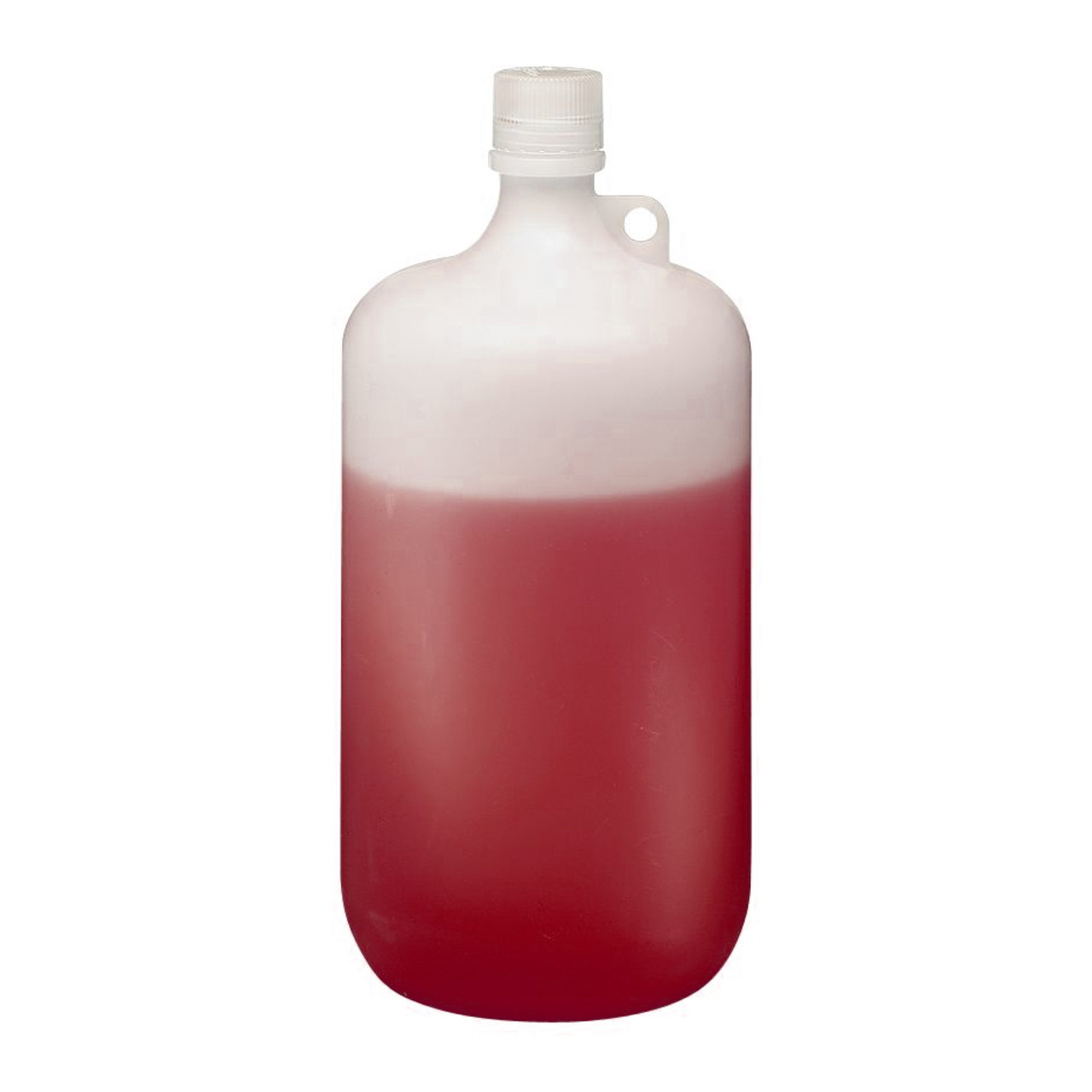 4 Liter LDPE Bottle with 38-430 Cap