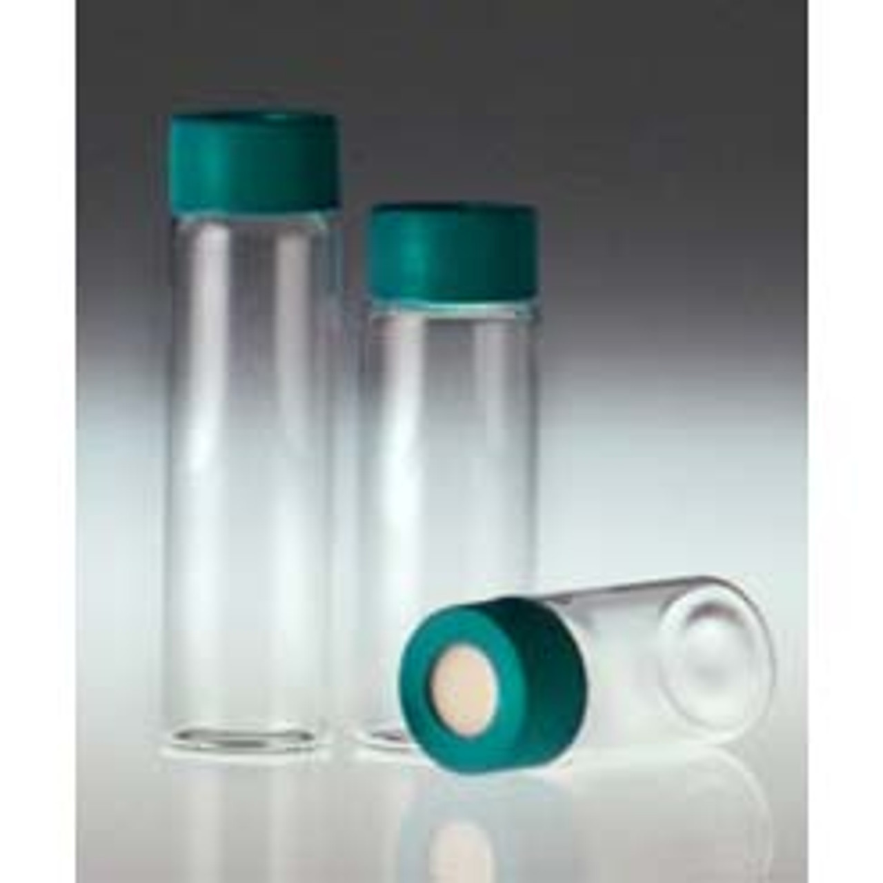 15 dram Clear Glass Vial with 24-410 Hole Cap15 dram Clear Glass Vial with 24-410 Hole Cap