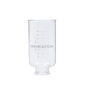Wheaton 419415 500mL Glass Funnel, 47mm Vacuum Filtration Assemblies