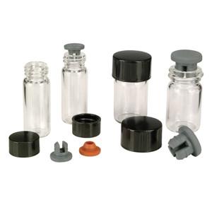 10mL Vacule Vacuum Ampule, 22-350 Cap, case/200