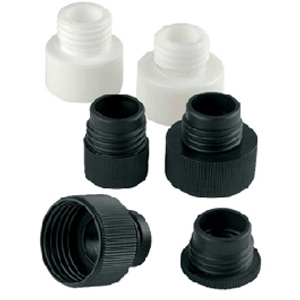 28mm Adapter, Screw Neck for 32mm Bottle Top Dispensers