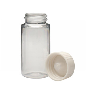 20mL LS Scintillation Vials, PET, Urea Poly Seal Cone Lined, case/1000