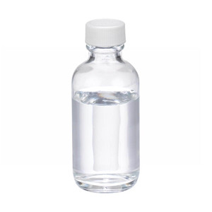 2oz Glass Boston Round Bottle, PP Cap, PTFE Lined Caps, case/24