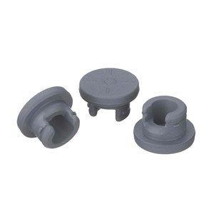 20mm Ultra Pure Igloo Style Stopper, Siliconized, case/1000