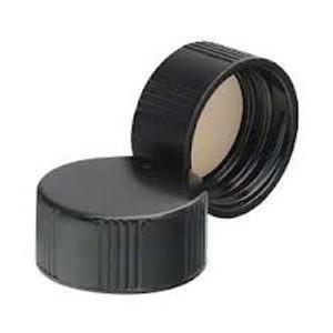20-400 Black Phenolic Caps, 14B Rubber Liner, case/144
