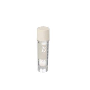 2mL Ext FS CryoElite Vials, White Cap, Sterile, case/100