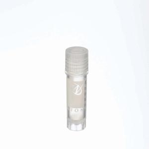 2mL Ext FS CryoElite Vials, Natural Cap, Label, sterile, case/500