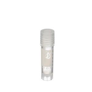 2mL Ext FS CryoElite Vials, Natural Cap, Sterile, case/100