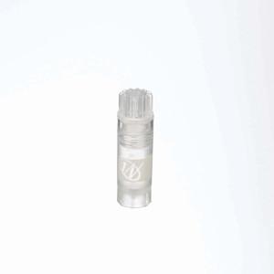 1.2mL Internal Thread CryoElite Vials, Natural Cap, Label, sterile, case/500