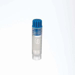 2mL Internal Thread FS CryoElite Vials, Blue, Cap, Label, sterile, case/500