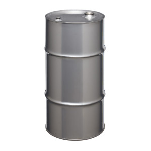 Stainless Steel Drum, 16 gallon, Tight Head