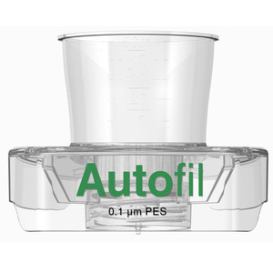 Centrifuge Funnel Only, 15mL, 0.1um PES, Autofil, case/48