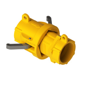 """2"""" NPT Chemical Safety Coupling Only (Male/ Female ends) For Oxidizers"""