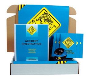 MARCOM Accident Investigation Safety Meeting Kit
