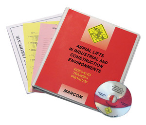 MARCOM Aerial Lifts in Industrial, Construction Compliance DVD Program