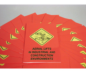 MARCOM Aerial Lifts Employee Booklets