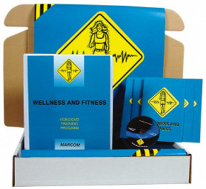 Safety Training: -Wellness & Fitness Safety Meeting Kit