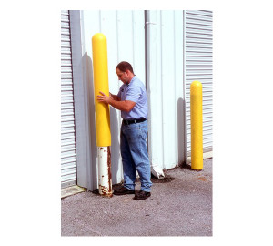"UltraTech 1525 Post Protector Plus for 4"" Bollard Posts"