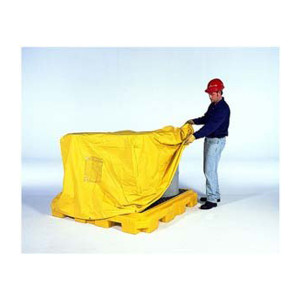 UltraTech 9634 Pullover Cover for Spill Pallet P4 Plus