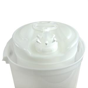 Port Cap System, Plastic Drum, 5 Gal, 70mm Port Cap, Secondary Container