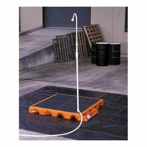 Decon Deck - Gross Rinse Shower for Tactical, Hospital Models