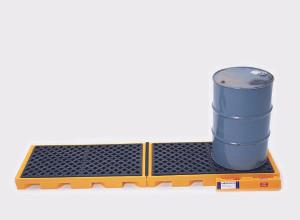 UltraTech 2361 Spill Deck, In-line 4 Drum Model