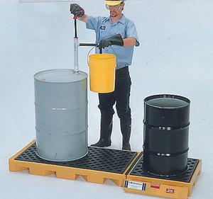 UltraTech 2360 Spill Deck, In-line 3 Drum Model