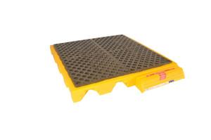 UltraTech 2330 Spill Deck P4 with Bladder System, 4 Drums