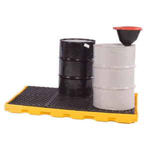 UltraTech 1175 Spill Deck P6: One-Piece 6-drum Spill Deck